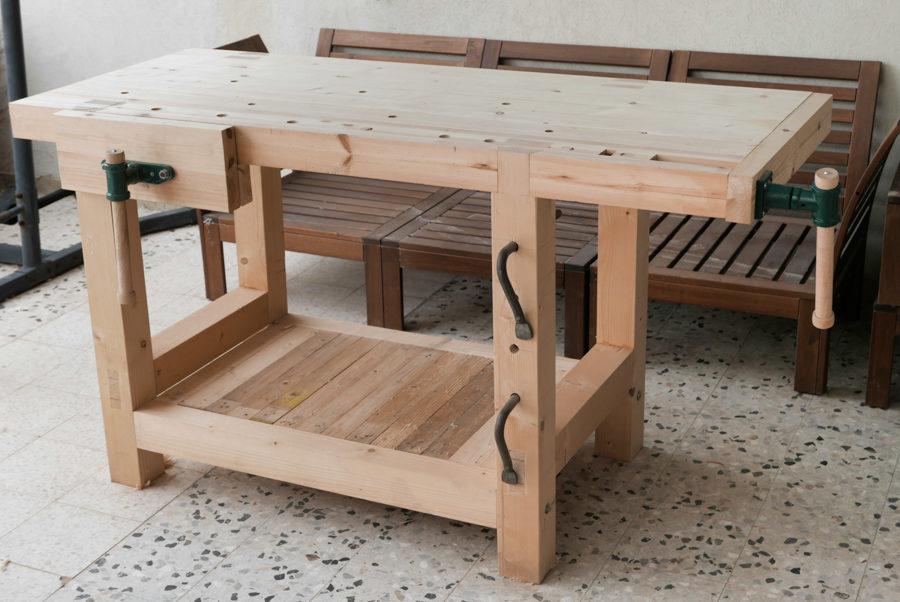 שולחן נגרים